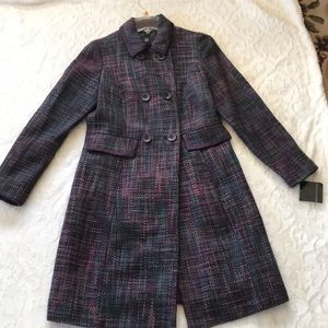New Coat size 4 -with tags attached!